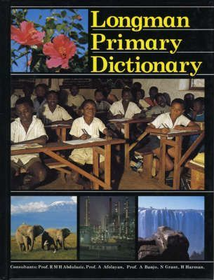 Longman Primary Dictionary