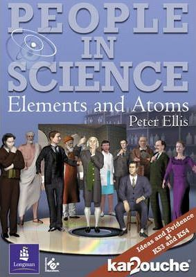 Elements and Atoms File and CD-ROM