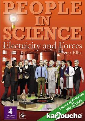 Electricity and Forces File and CD-ROM