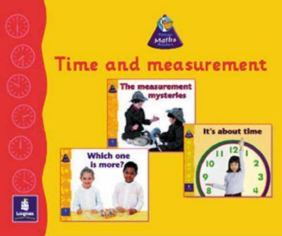 Time and Measurement Big Book Year 1