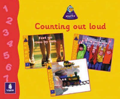 Pelican Maths Readers: Counting Out Loud - Big Book