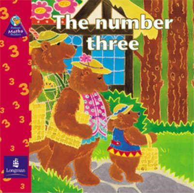 Pelican Maths Readers: Number Three Reception