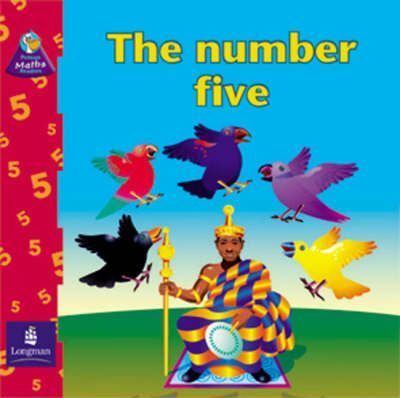 Pelican Maths Readers: Number Five Reception