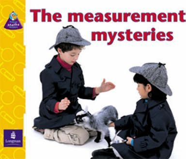 Measurement Mysteries Set of 6 Year 1