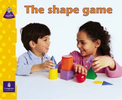Pelican Maths Readers: Shape Game Year 1