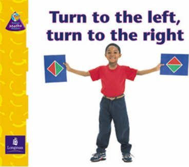 Turn to the Left, Turn to the Right Set of 6 Year 1
