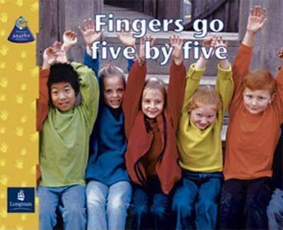 Fingers Go Five by Five Set of Year 1