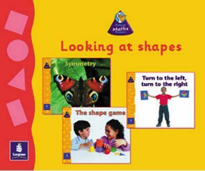 Looking at Shapes Themes Pack Year 1
