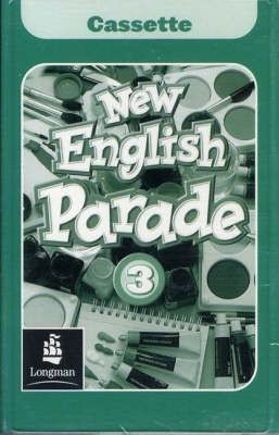 New English Parade Saudi Cassette 3