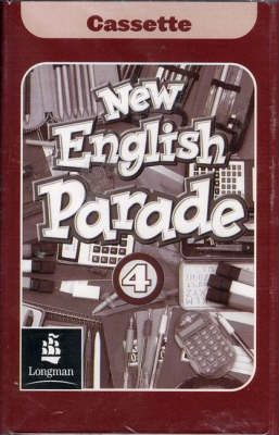 New English Parade Saudi Cassette 4