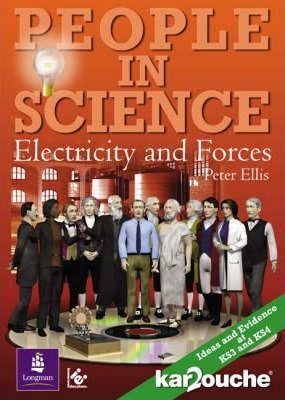Electricity and Forces Single User Pack 1 CD and 1 Letter