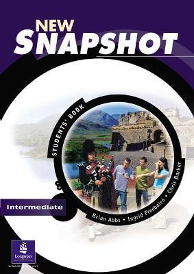 Snapshot Intermediate Student's Book New Edition