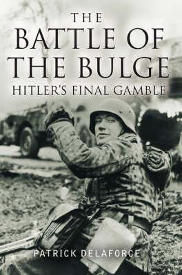 the battle of the bulge took place in