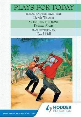ti jean and his brothers by derek walcott