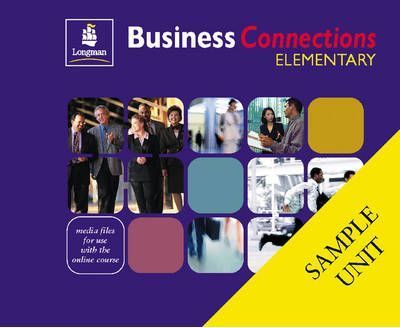 Business Connections Elementary Sampler Unit