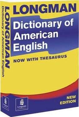 Longman Dictionary of American English 3E Paper 4 colour edition