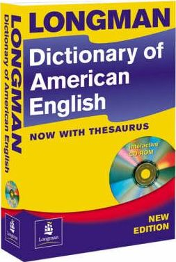 Longman Dictionary of American English 3E Paper for pack 4 colour edition