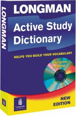 Longman Active Study Dictionary of English 4E Paper for pack