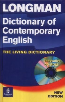 Longman Dictionary of Contemporary English 4th edition Ppr Presentation+CD-ROM Pack