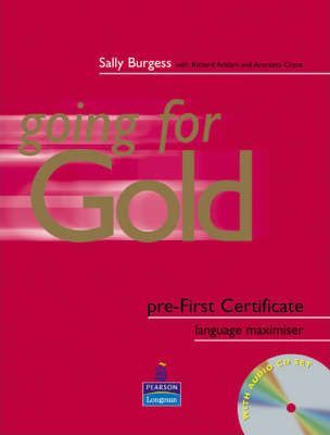 Going for Gold Greece Pre-First Certificate Course Book