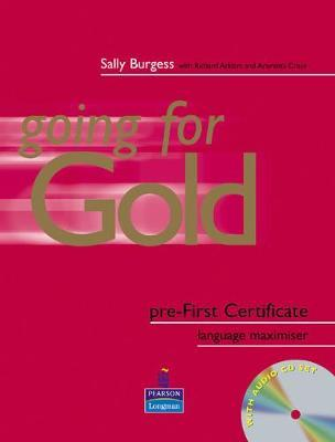 Going for Gold Greece Pre-First Certificate Language Maximiser No Key for Pack