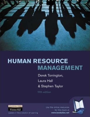 Human Resource Management with Human Resource Management Simulation-Revised