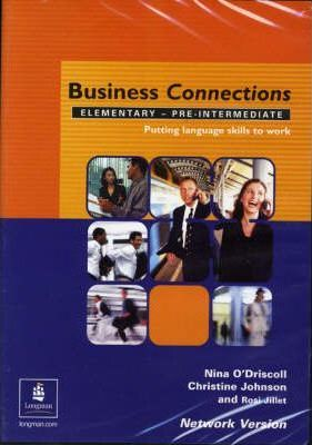 Business Connections Elementary Network CD Longman English Interactive