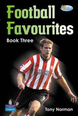 Pelican Hilo Non-Fiction Readers Football Favourites 3 (N-Z) Years 3 and 4 Non-Fiction
