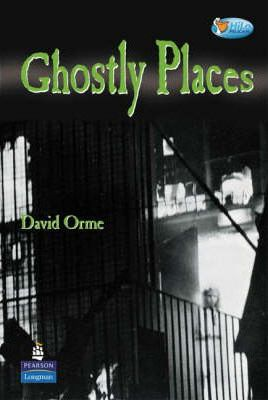 Pelican HiLo Non-Fiction Readers Ghostly Places Years 3 and 4 Non-Fiction