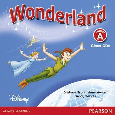 Wonderland Junior A Class CD