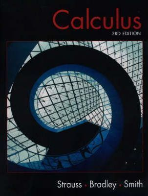 Calculus: AND Maple Approach Calculus (2nd Revised e.)