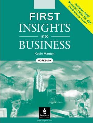 First Insights into Business BEC Workbook New Edition