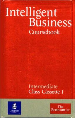 Intelligent Business Intermediate Course Book Cassette 1-2
