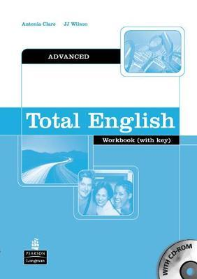 Total English Advanced Workbook with Key (for pack)