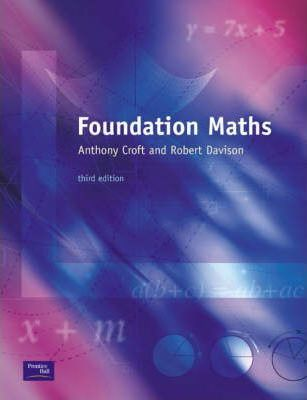 Foundation Maths with Practical Skills in Biomolecular Sciences with Principles of Human Physiology