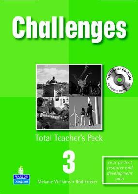 Challenges Total Teacher's Pack 3