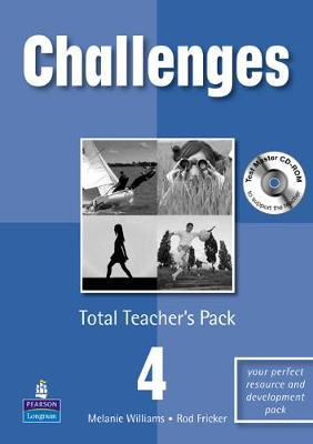 Challenges Total Teacher's Pack 4