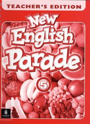 New English Parade Saudi Teacher's Book 5