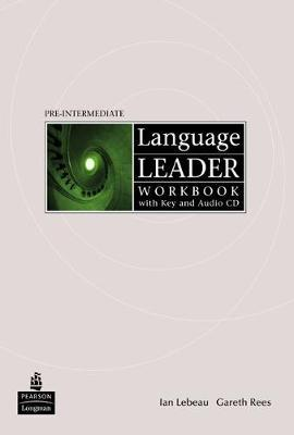 Language Leader Pre-Intermediate Workbook with key for Pack