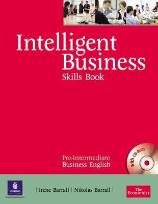 Intelligent Business Pre-Intermediate Skills Book for Pack