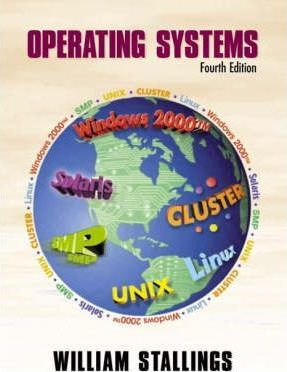 Data and Computer Communications:(International Edition) with Operating Systems:Internals and Design Principles IE with C Programming Language