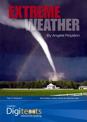 Digitexts: Extreme Weather Teacher's Book and CDROM