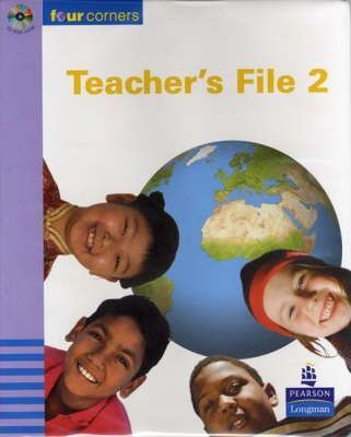 Four Corners Teacher's File and CD-ROM Years 3-4/P4-5