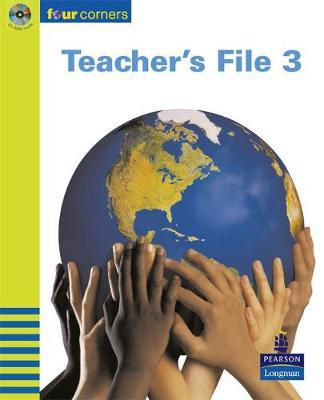 Four Corners Teacher's File and CD-ROM Years 5-6/P6-7