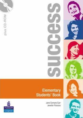 Success Elementary Students' Book : Jane Comyns-Carr : 9780582853799
