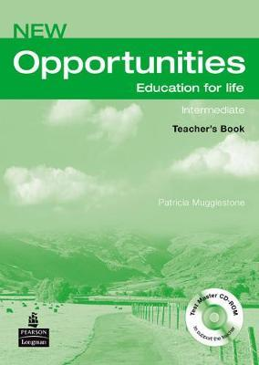 New Opportunities Education For Life Intermediate Teachers Book