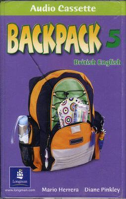Backpack Level 5 Students Cassette