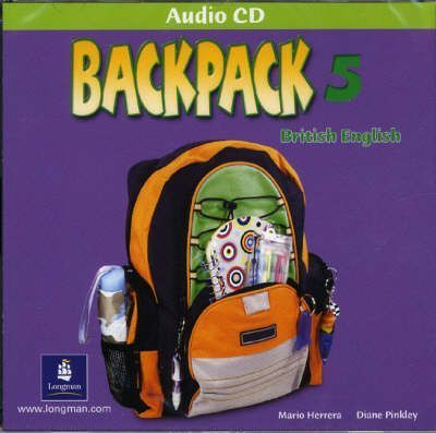 Backpack Level 5 Students CD