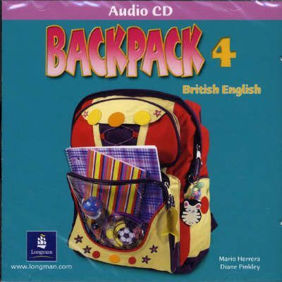 Backpack Level 4 Students Cassette