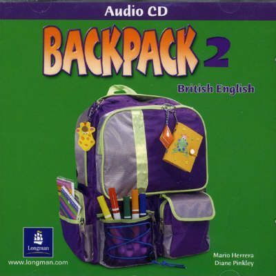 Backpack Level 2 Students CD